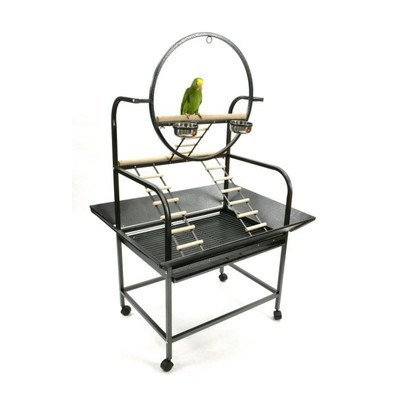 A-and-E-Cage-Co-The-O-Parrot-Playstand-0