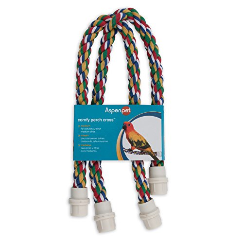 AspenBooda-Corporation-BBX56134-Byrdy-Cable-Cross-Bird-Toy-Medium-0-0