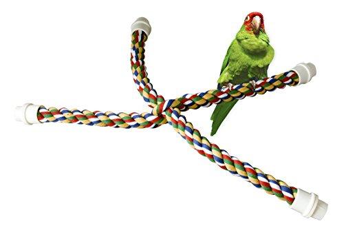 AspenBooda-Corporation-BBX56134-Byrdy-Cable-Cross-Bird-Toy-Medium-0-1