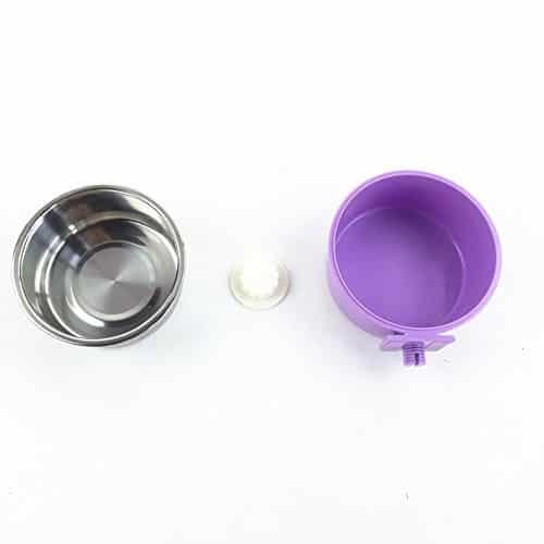 News Blue Cup Dog Food