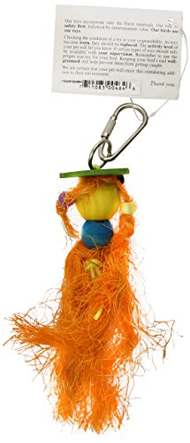 Paradise-Tiny-Preening-Pet-Doll-Toy-3-by-6-Inch-0-0