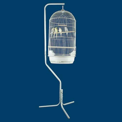 Princeville Palace Bird Cage 21 W X 16 D X 56 H With