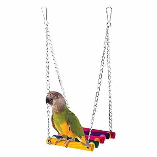 Vktech-Pet-Bird-Parrot-Parakeet-Budgie-Cockatiel-Cage-Hammock-Swing-Toy-Hanging-Toy-0