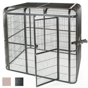 Walk In Parrot Cage Aviary Centurion Cages Platinum 86