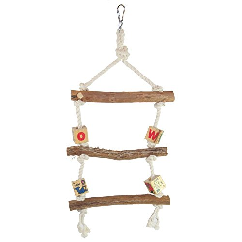 YML-3-Step-Rope-Dragonwood-Ladder-Toy-0