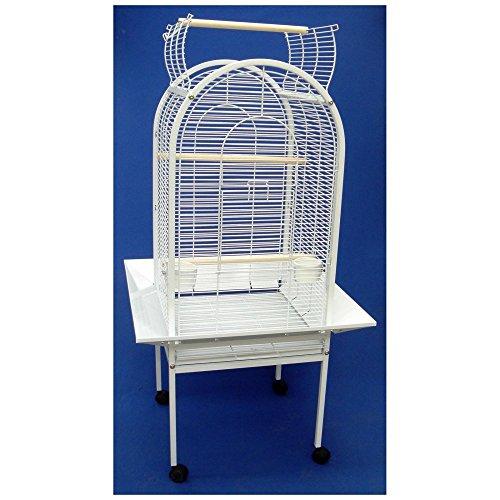 YML-ER22-12-Bar-Spacing-Dome-Top-Parrot-Bird-Cage-0